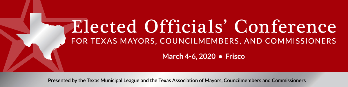 TML-TAMCC Elected Officials' Conference
